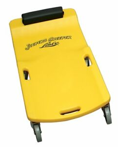 Lisle 93032 Yellow Large Wheel Plastic Creeper