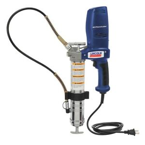 Lincoln Ac2440 120 Volt Power Luber Grease Gun