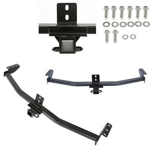 Class 3 Trailer Hitch Tow 2 Receiver For Acura Mdx 03 08 Honda Pilot 13328