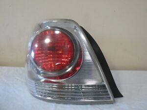 02 03 Lexus Is300 Wagon Sw Outer Corner Tail Light Lamp Left Driver Side Oem
