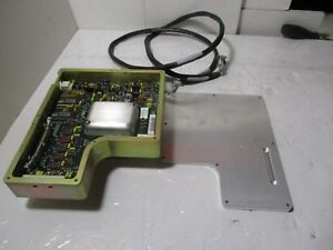 Thermo Finnigan 96000 61100 Rf Control Board With 97000 20101 Mass Ceramic Plate