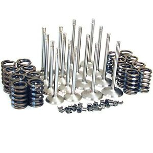 New Intake Exhaust Valves Springs Ford 429 460 1968 1972 Bb Big Block