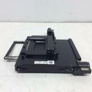 Ludl Electronic Lep Motorized Microscope Stage P n 99s908 cz
