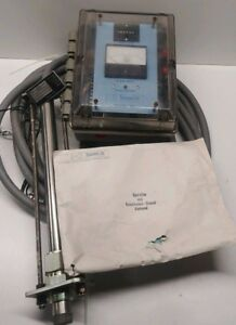 Guaranteed Good Dynasonics Mag probe Flow Meter Series 100 400gpm Mp 101s