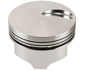 Probe Industries 10661 030 Srs Forged Piston Set Ford 460 Flat Top 3 0cc 030