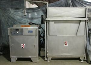 Mtc Battery Washer 2005 Mtc Automatic Battery Wash Cabinet amp Recirculating W