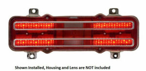 Dakota Digital 67 68 Pontiac Firebird Led Replacement Tail Lights