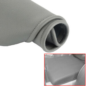 Armrest Center Console Leather Synthetic Cover For Dodge Ram 02 08 Taupe Gray