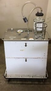Berkeley Bioengineering Vc 2 Suction Unit Good Condition Guaranteed