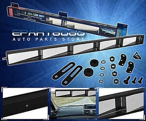 5 Panel Panoramic Wide Angle Wink Rear View Mirror F150 F250 Explorer Truck