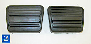 1985 2013 Gmc Sierra 1500 2500 Clutch And Brake Pedal Pads New Gm Pair 041