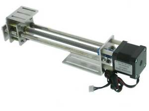 z Axis Cnc 3d Printer Motor Assembly 150mm 34344 Mi
