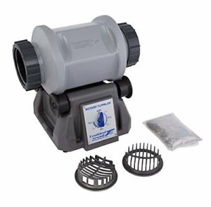 Platinum Series Rotary Tumbler Brass Cleaner Effectively Clean Wet Or Dry Media