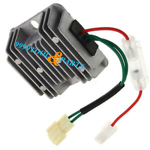 Dc Voltage Regulator For Kipor Kde3500 Kde5000 Kde6500 Kde6700 Kde6800s E T 12v