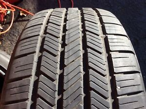 Two Used Goodyear 245 45 19 Ls 2 Rof 7 32