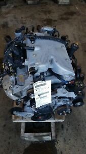 2008 Chevy Impala 3 5 Engine Motor Assembly 97 454 Miles Lz4 Nu6 No Core Charge