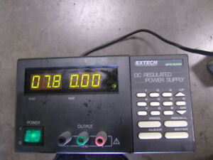 Extech Instruments Dc Regulated Power Supply Model Dps3030r