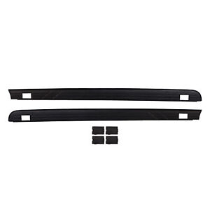 Oem New Truck Bed Rail Protectors For 6 6 Beds 07 14 Gmc Sierra 17802474