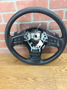 10 14 Subaru Legacy Outback Steering Wheel W Shift Paddle Cruise Control