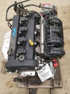2010 Mazda Cx7 2 5 Engine Motor Assembly 92 095 Miles No Core Charge