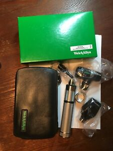 Welch Allyn 97200 mc 3 5v Diagnostic Set Ophthalmoscope Otoscope