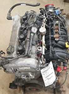 2003 Ford Focus 2 3 Engine Motor Assembly 120 596 Miles Pzev No Core Charge
