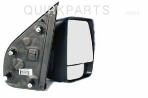 2012 Nissan NV Commercial 1500 Mirror Assembly Right Passenger Side GENUINE OEM $234.71