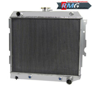 Aluminum Radiator For Dodge Plymouth Mopar 22 core 1968 1974 1969 1970 1971 1972