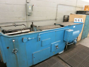 American Horizontal Hydraulic Broaching Machine 10 Ton X 48 7830p