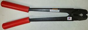 New Mip 1100 34 Steel Strapping Sealer 3 4