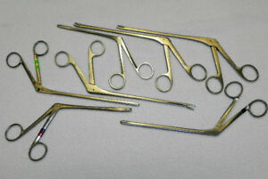 Pituitary Ronguers Straight 7 Piece Set 803