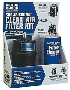 Motor Guard M45 1 4 Clean Air Filter Kit