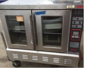 Lang Gas Cook And Hold Convection Oven
