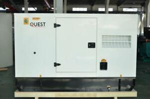 30kw Perkins Powered Surpluss Diesel Generator