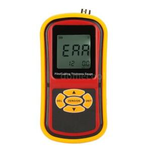 Gm280f Car Paint Coating Thickness Gauge Probe Tester Meter Measuring Tool P3c7
