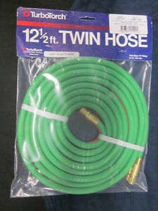Turbotorch Twin Oxy acetylene Hoses 0386 1094 252 03p