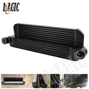 New Front Mounting Intercooler For Bmw Mini Cooper S R56 R57 07 2012 Black