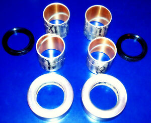Ford 600 800 Tractor Spindle Bushings Bearings Seals Kit