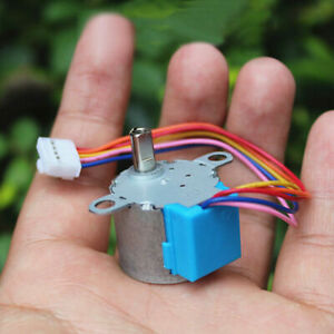 24byj48 Dc 5v 4 phase 5 wire Gear Stepper Motor Mini Reduction Stepping Motor