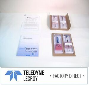 Teledyne Lecroy Wavelink D610 6ghz 2 5v Differential Amplifier Small Tip Module