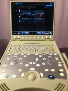 Ultrasound Machine 2008 Biosound Esaote Mylab 25 Ultrasound La 523 Probe