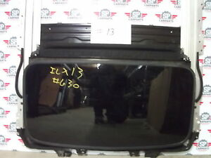 Acura Ilx 2013 2014 2015 Roof Top Moonroof Sunroof Glass Window 70200 tx6 a01
