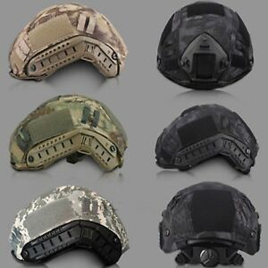 Outdoor Airsoft Paintball Tactical Military Combat Fast Helmet C