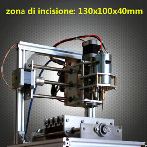 3 Axis Cnc Micro engraving Machine Pcb Milling Wood Carving Diy Router Kit Gift