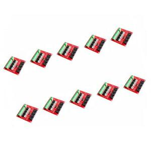 10pcs Four Channel 4 Route Mosfet Button Irf540 V2 0 Switch Module Arduino