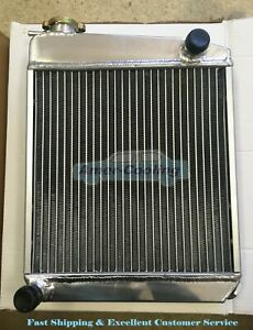 2 Row Aluminium Radiator For 1990 1994 Austin Mini Cooper All Modes L4 Engines