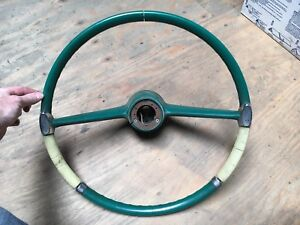 1955 1956 Chrysler 300 Imperial Newyorker Windsor Steering Wheel