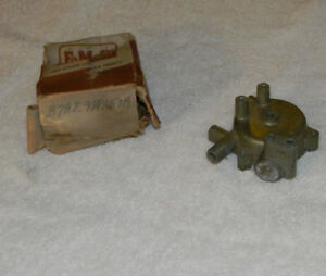 Nos 1957 Ford Choke Housing Autolite 2100 4100