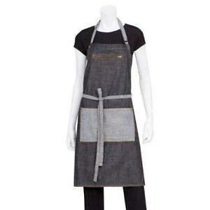 Chef Works Manhattan Bib Apron