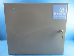 Brivo Access Control System Acs4400 With Keys Used